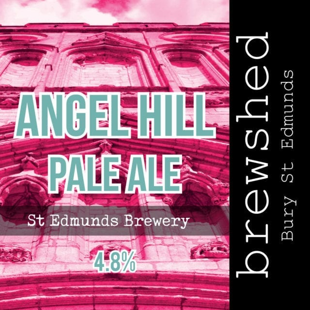 angel hill pale ale 4.8%