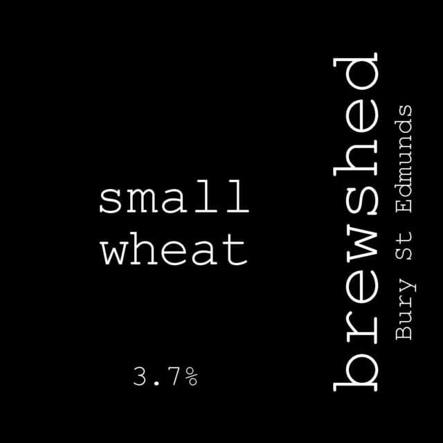 small wheat 3.7%