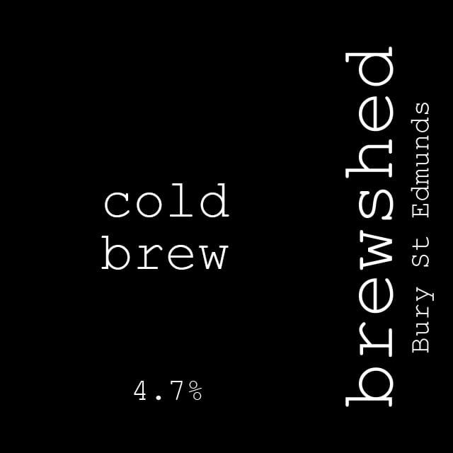 cold brew 4.7%