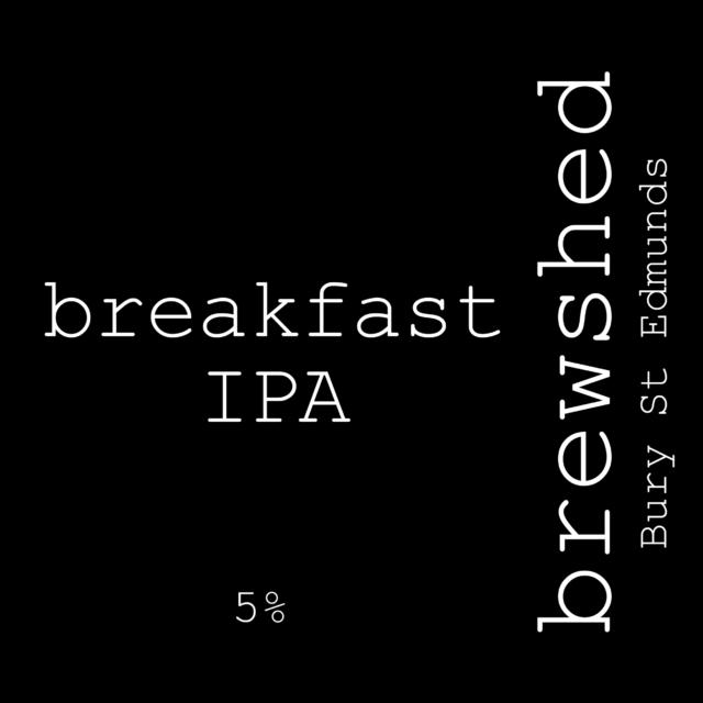 breakfast IPA 5.0%