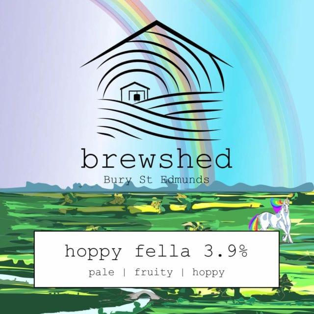 hoppy fella 3.9%