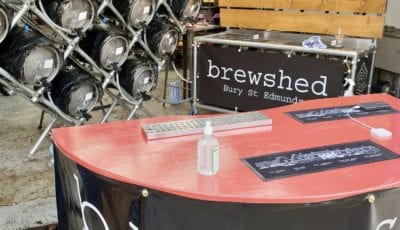 Draught beer pop-up