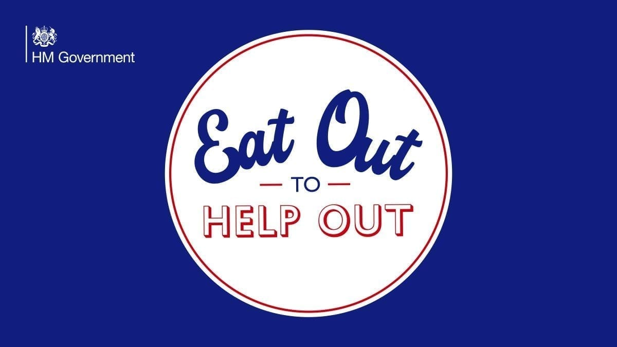 Eat out to help out – we're in!